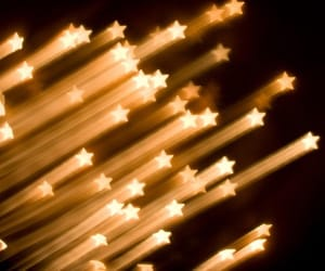 stars and light image