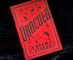 book, dark, and Dracula image