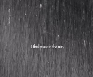 rain, peace, and gif image
