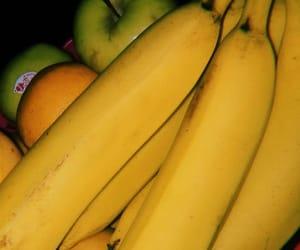 apple, banana, and naranja image