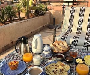 morocco and breakfast image