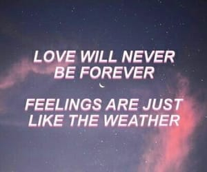 quotes, feelings, and weather image