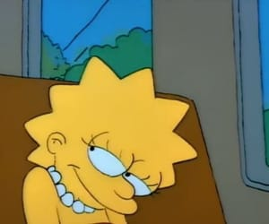 lisa, meme, and simpsons image