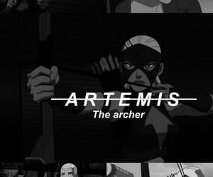 artemis, DC, and fan art image