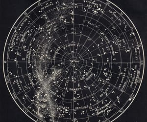 aesthetic, astrology, and maps image