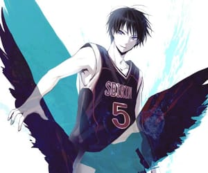 anime, kuroko no basket, and izuki image