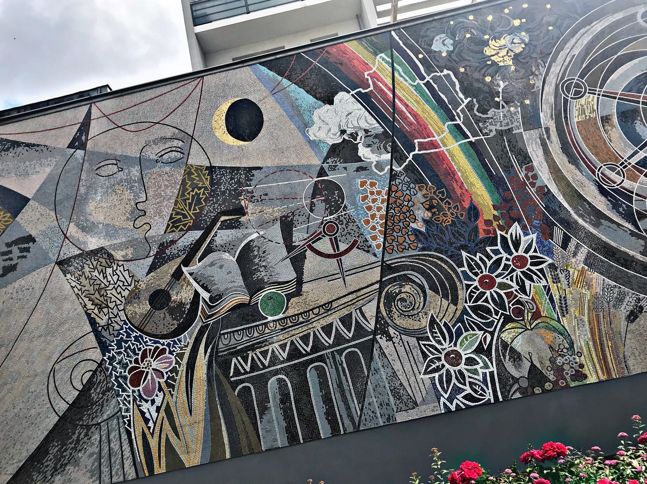 art, berlin, and graffiti image