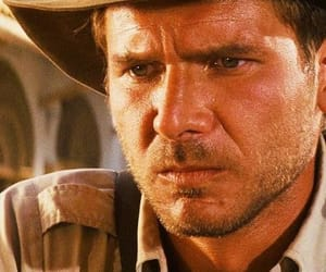 harrison ford, Hot, and Indiana Jones image