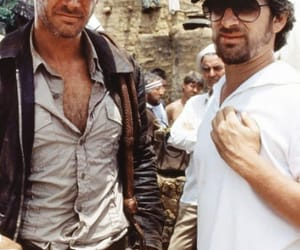 harrison ford, Indiana Jones, and Hot image