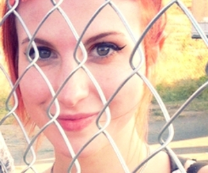 hayley williams, paramore, and red hair image