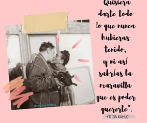 amor, beso, and Collage image