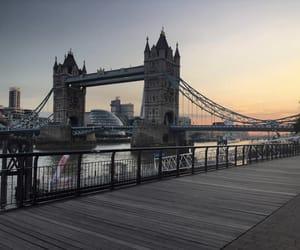 beautiful, city, and london image