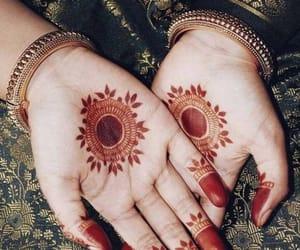 eid, henna, and mehndi image