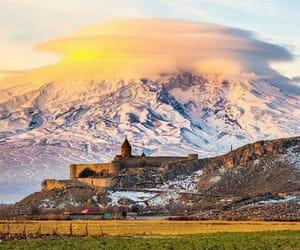 adventure, armenia, and travel image