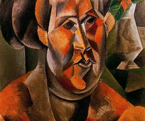 cubism, pablopicasso, and spanishart image