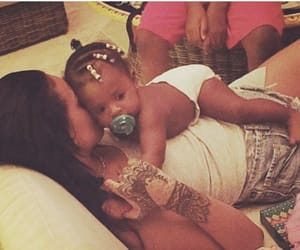 baby, majesty, and rihanna image