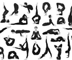 yoga and poses image