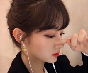 girl, 한국, and 얼짱 image