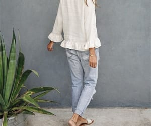 casual, spring, and fashion image