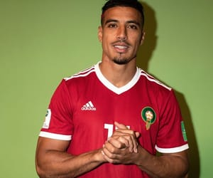 world cup, maroc, and nabil image
