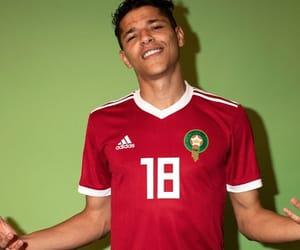 world cup, maroc, and amine image