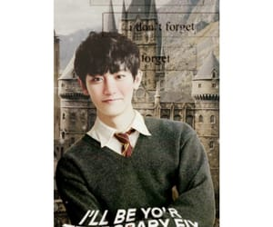 edit, exo, and harry potter image