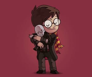 harry potter, hugs, and love image