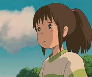chihiro, gif, and spirited away image