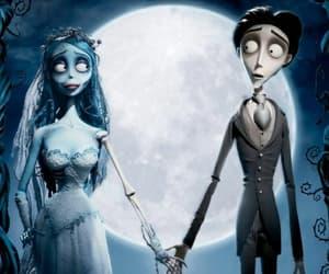 tim burton and corpse bride image