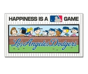 baseball, dodgers stadium, and snoopy image