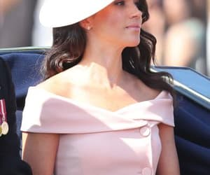 Carolina Herrera, meghan markle, and duchess of sussex image