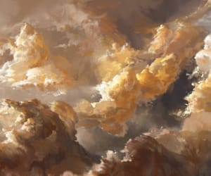 clouds, sky, and aesthetic image