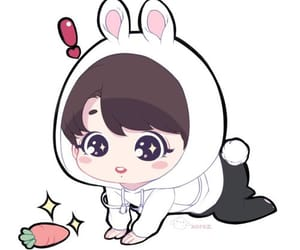 bunny, kpop, and cute image