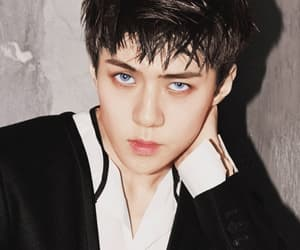 aesthetic, photography, and oh sehun image