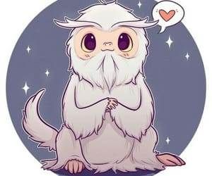 harry potter and demiguise image