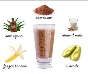 smoothies, vegan, and healthy food image