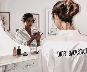 dior, aesthetic, and model image