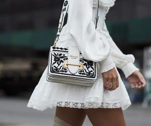 fashion, moda, and dress image