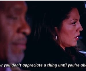 life, callie torres, and sad scene image