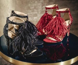 accesories, Jimmy Choo, and black image