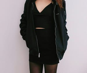 girl, mode, and stylé image
