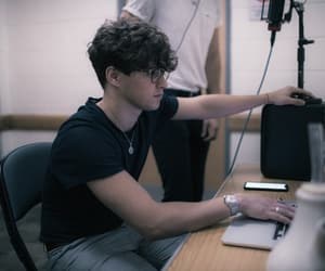glasses, music, and the vamps image