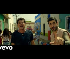 cancion, video, and melendi image