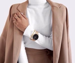 classy, fashion, and watch image