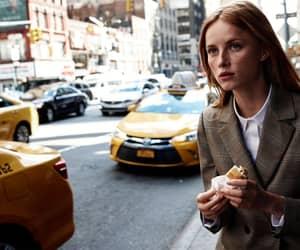fashion, new york, and girl image