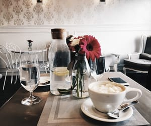 adorable, cafe, and chic image