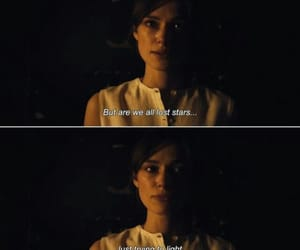quotes, keira knightley, and movie image