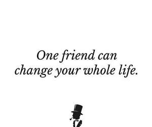 change, friend, and imagine image