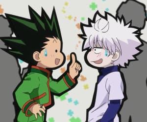 anime, makoto, and hxh image