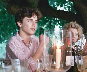 peach, call me by your name, and elio image